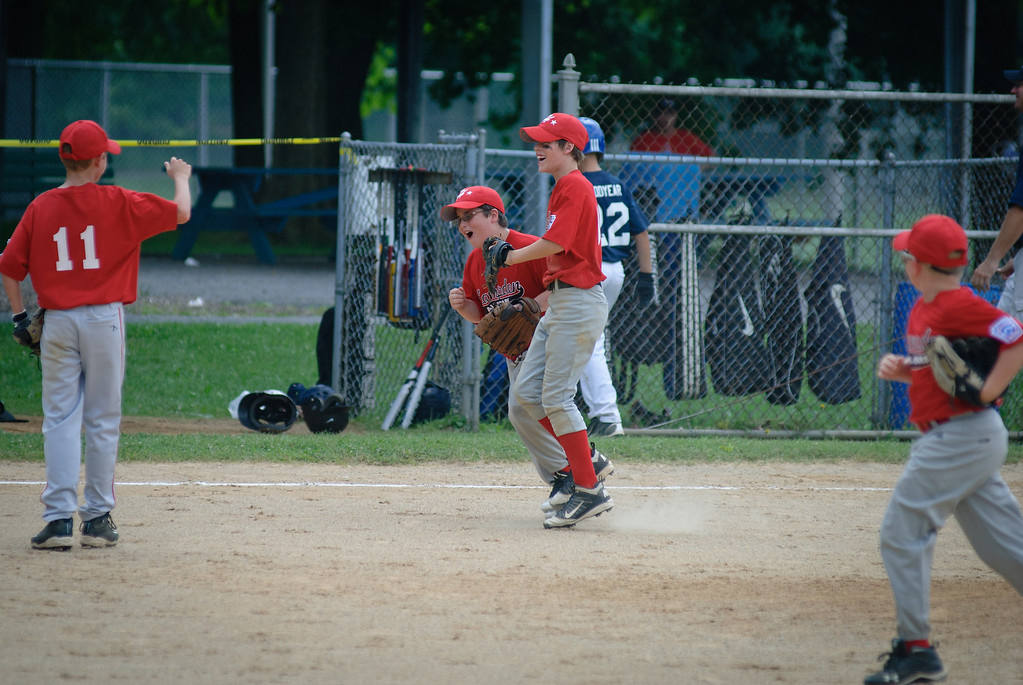All Stars - Game 2 vs Camp Hill