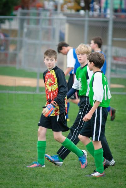 Green Machine 10/27/2012 Tournament Game 4
