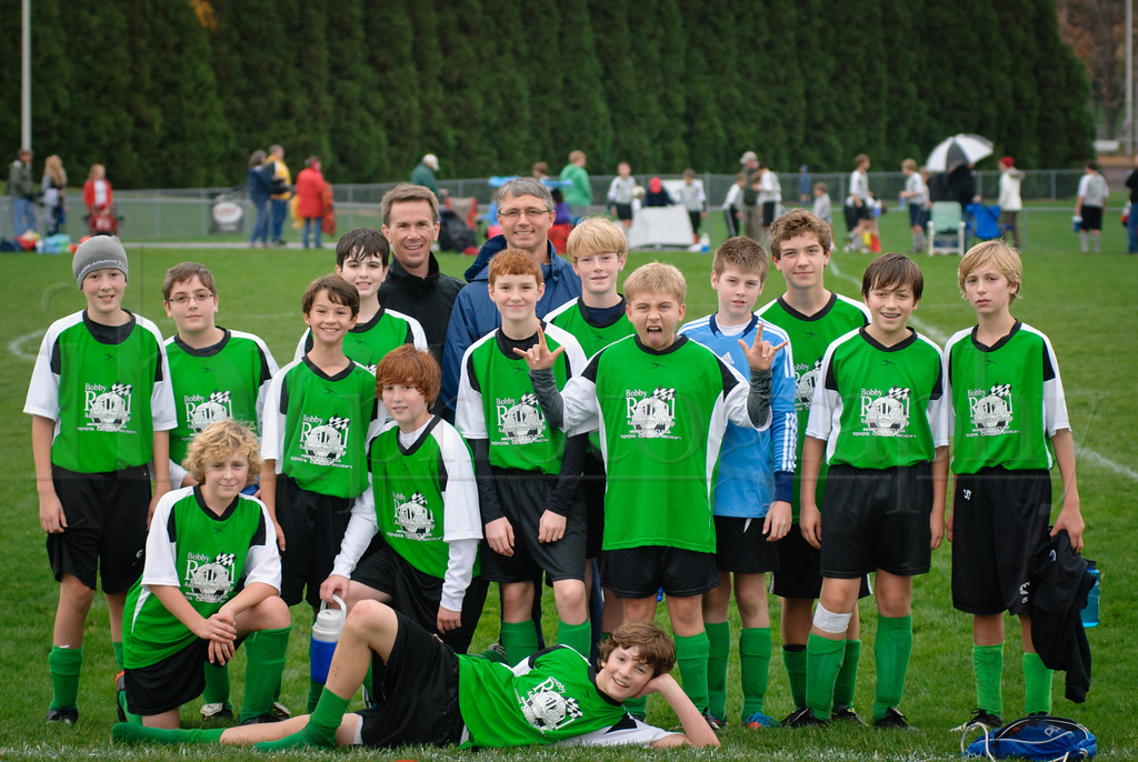 Green Machine 10/27/2012 Tournament Game 3
