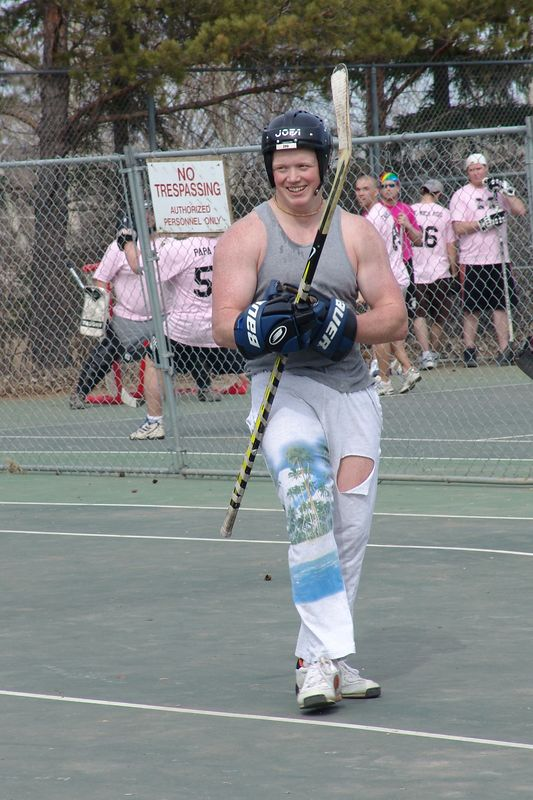 Kinesiolgoy Street Hockey Tournament