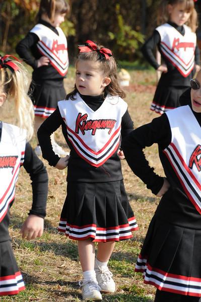 Kingsway vs Deptford - Cheerleading and more