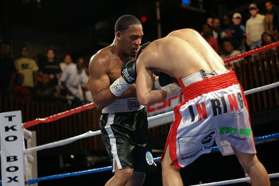 James Kirkland vs Ricardo Cortes