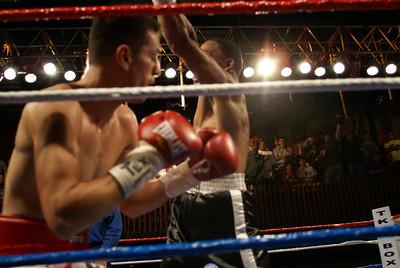 Ricardo Cortes Boxer Kirkland vs Ricardo Cortes