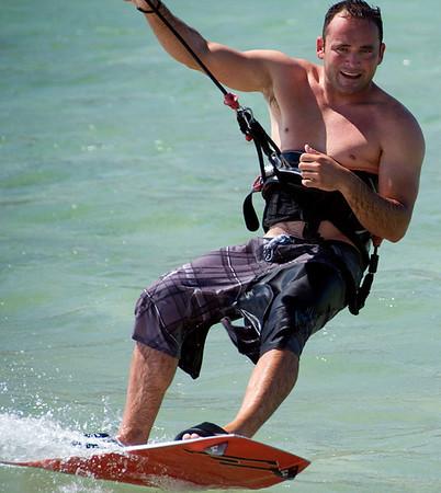 Kite Boarding Baja