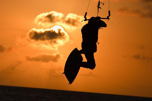 Kite Boarding - Bonaire & OBX