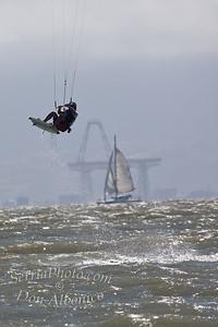Kiteboarding Almeda