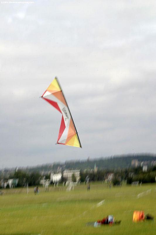 Revolution kite