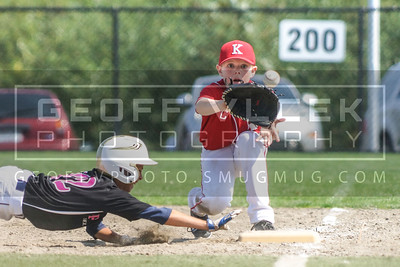 8/17/14- Game #1 at Phil Johnson Field