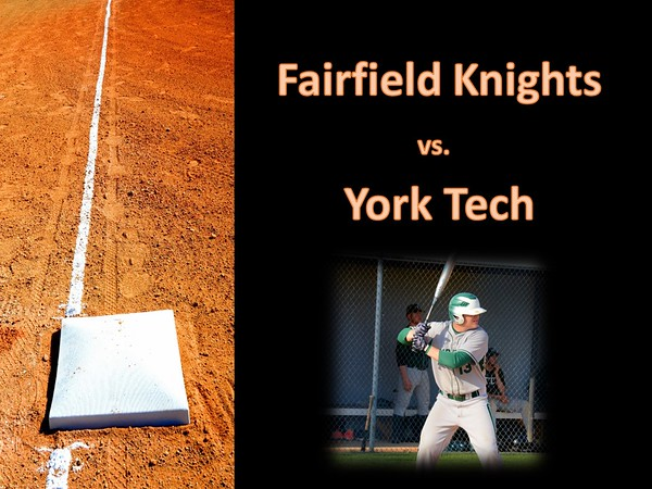 Knights vs York Tech