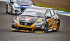 Dunlop MSA British Touring Car Championship at Knockhill Racing Circuit - 12 August 2017