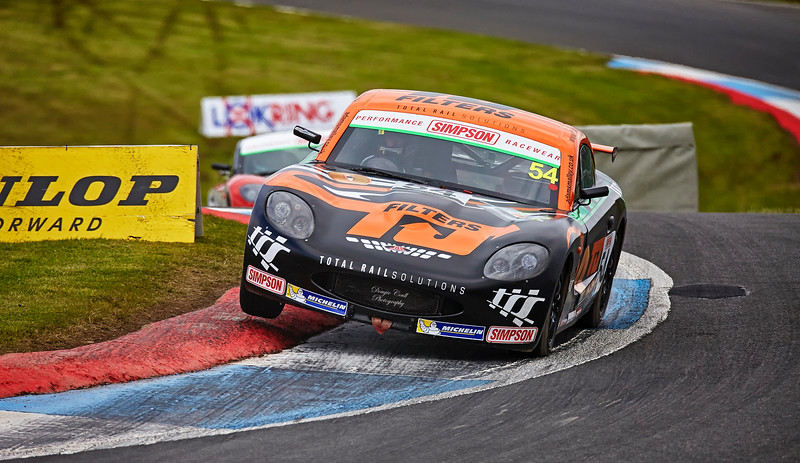 Ginetta Junior Championship at Knockhill Racing Circuit - 12 August 2017