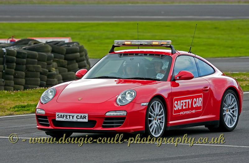 Knockhill - Safety Car Deployed