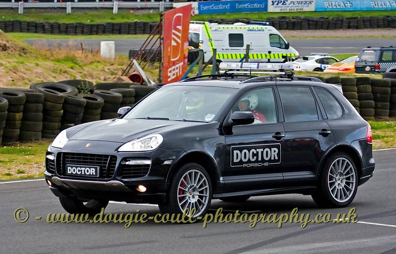 Knockhill - Doctor Car
