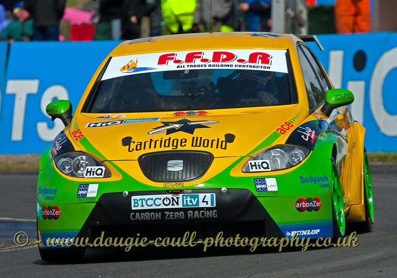Gordon Shedden - HiQ MSA British Touring Car Championship