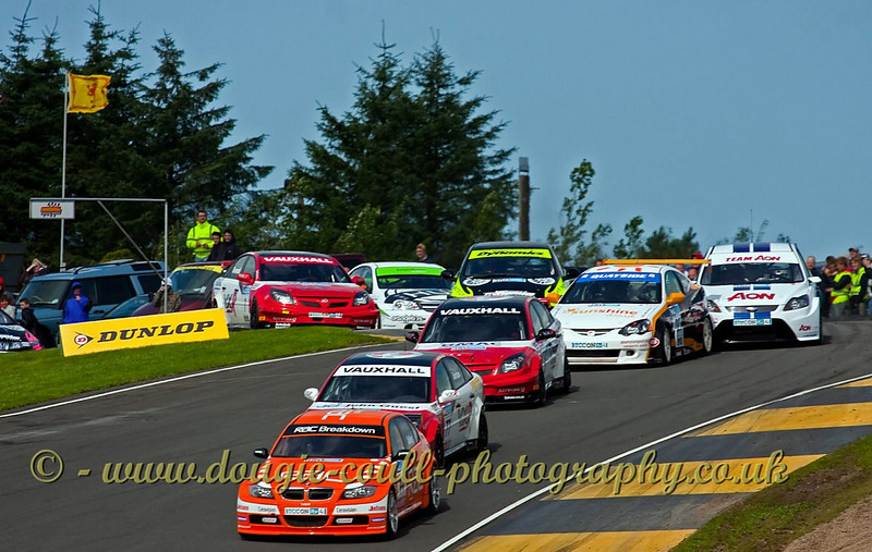 Here We Come - British Touring Car Race