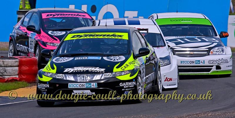 British Touring Cars Round Scotsman Corner