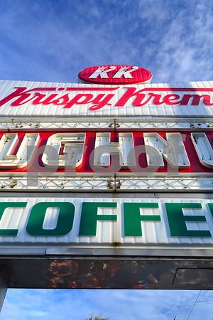 Krispy Kreme Challenge 2012