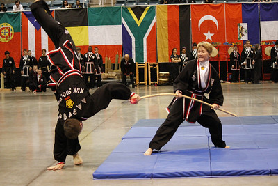 2011 Kuk Sool Won World Tournament