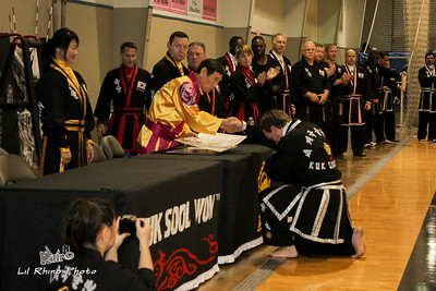 Black Belt Promotion - May 2, 2015
