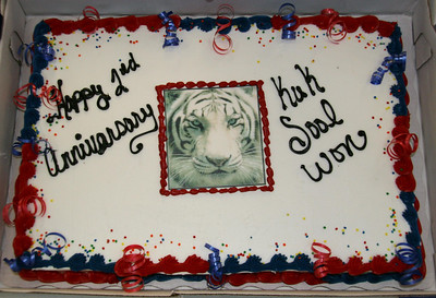 June 2007 Belt Promotion