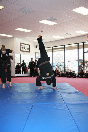 KSW Belt Promotion - February 2008