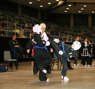 Kuk Sool Tournament - November 10, 2007