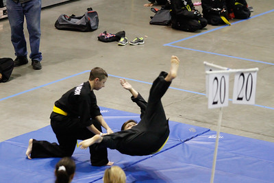 Kuk Sool Won World Tournament - 2015