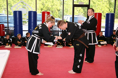 May 2007  Belt Promotion