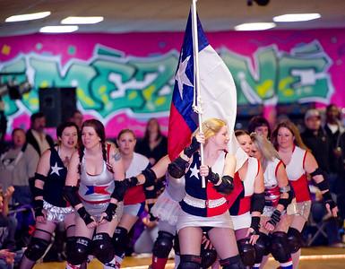 KungPow Kittens vs Texas Dolls