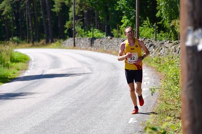 Vinnare 21 km - #92 Kristofer Tilderkvist.