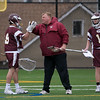 Goalies Brian Feeney and George Campbell w Coach Kirst