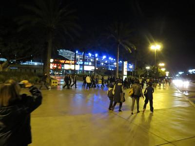 LA Galaxy MLS Cup Championship Celebration - 12/3/2012