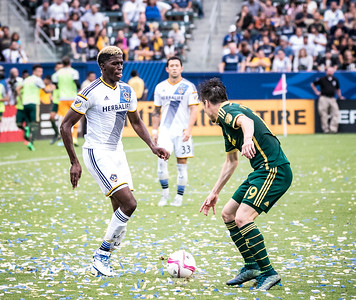 Zardes of the LA Galaxy