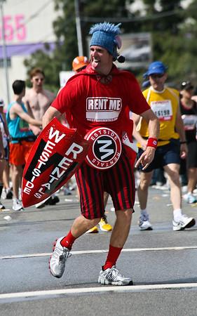 LA Marathon 2007
