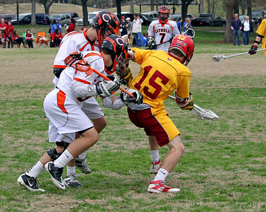 2011 ALL STATE SUGAR BOWL LACROSSE CLASSIC:  Catholic of Baton Rouge vs. Brother Martin of New Orleans.  Br. Martin wins.