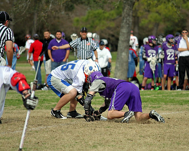 2011 ALL STATE SUGAR BOWL LACROSSE CLASSIC:  Dutchtown vs. Ocean Spring.  Dutchtown wins.