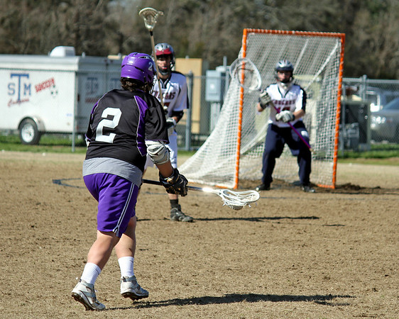 2011 LOUISIANA HIGH SCHOOL LACROSSE:  Dutchtown @ St. Thomas More.  STM wins.