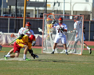 2011 LOUISIANA HIGH SCHOOL LACROSSE:  Br. Martin of New Orleans vs. Catholic of Baton Rouge.  Br. Martin wins.