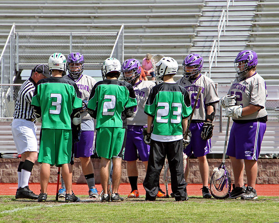 2011 LOUISIANA HIGH SCHOOL LACROSSE LEAGUE:  Lafayette @ Dutchtown. Dutchtown wins.