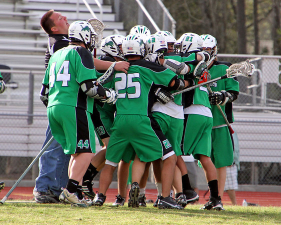 2011 LOUISIANA HIGH SCHOOL LACROSSE LEAGUE: Lafayette JV vs. Dutchtown JV.  Lafayette wins in OT.
