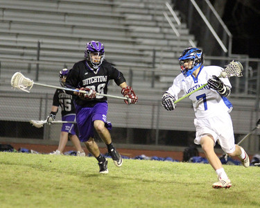 2011 LOUISIANA HIGH SCHOOL LACROSSE LEAGUE:  Friendswood, Texas JV vs. Dutchtown JV.  Friendswood wins.