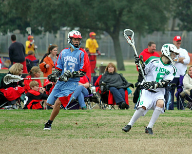 2011 ALL STATE SUGAR BOWL LACROSSE CLASSIC:  The Lafayette Lions vs. Rummel.  Rummel wins.