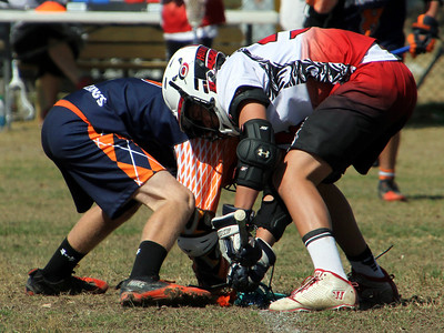 2014 LAX: BATON ROUGE MUSTANGS VS LAYETTE HURRICANES U15