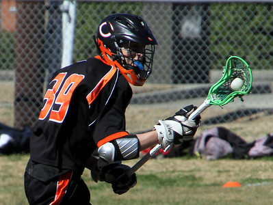 2014 LAX CATHOLIC AT LAFAYETTE HURRICANES
