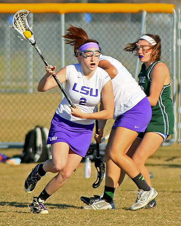 2015 LAX: TULANE VS LSU-WOMEN'S LAX