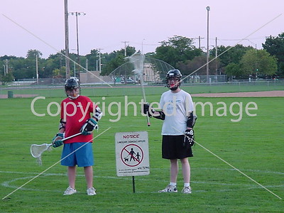 Parks and Recreation Lacrosse