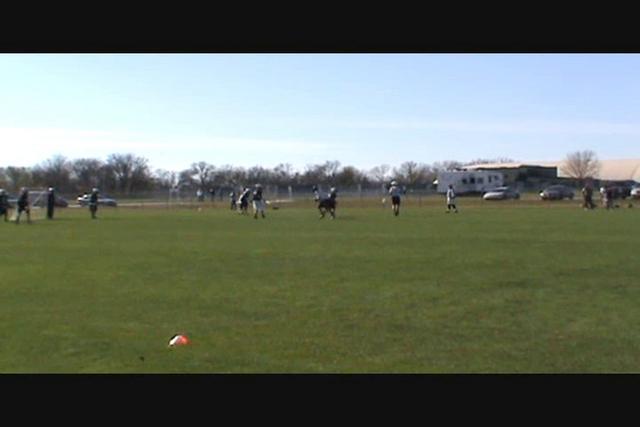 Mason Adams goal #1 vs Omaha Westside