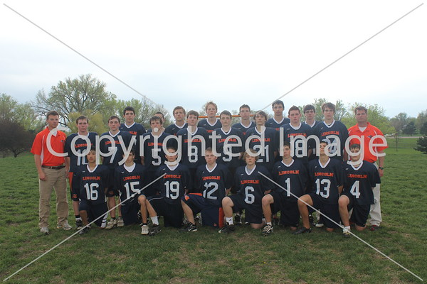 Lacrosse Team Pictures