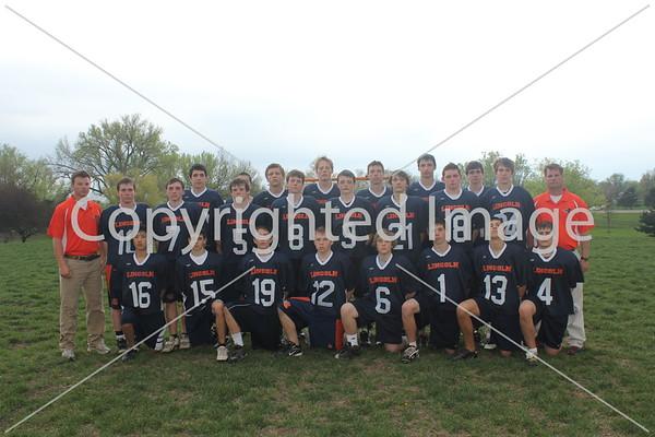 Lacrosse Team Pictures