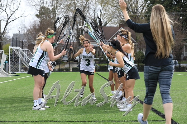 GC WOMEN LACROSSE VS GUILFORD COLLEGE 03-28-2018